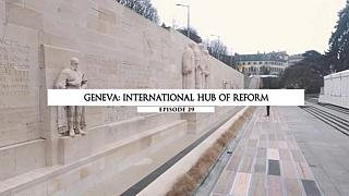 Geneva - Reformationenes internationella centrum