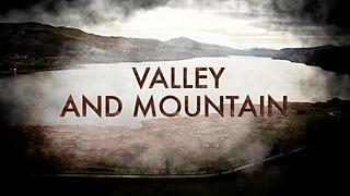 Valley and Mountain